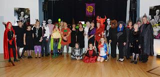 irish set dancing halloween ceili